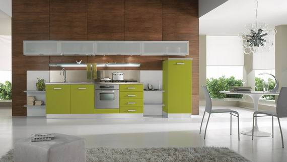 kuhinje moderne numana
